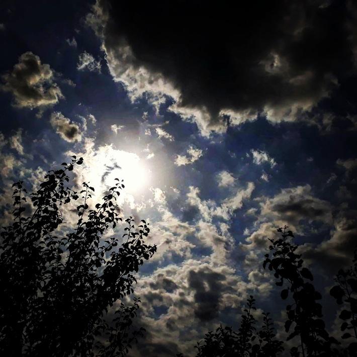 ახალგაღვიძებული ცა
