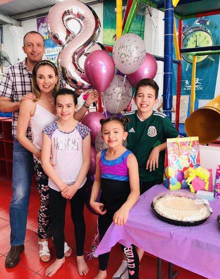 MARIEL BIRTHDAY PARTY