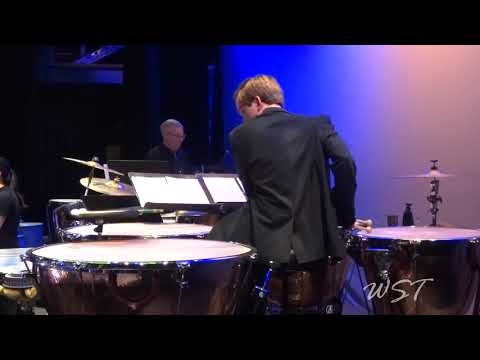 """Deceptive Imitations"" - NYU Steel - A double timpani concerto for Steelband"