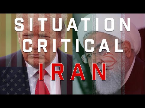 """Prophecy Update: Situation Critical IRAN"""