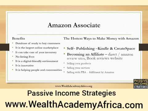 Passive Income Strategies - Bibi Apampa