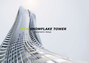 Laboratory for Visionary Architecture Snowflake tower