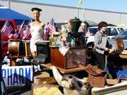 Long Beach Outdoor Antique & Collectible Market