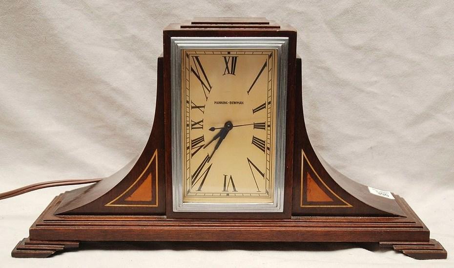 US deco clock