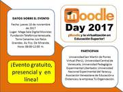 Moodle Day 2017