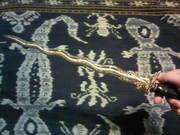 Sacred Kris - Lombok Blanket