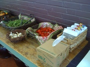 Cafe Osage and Bowood Farms Produce