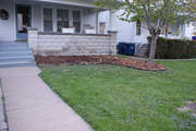 Sheet Mulch - South and East Side