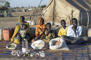 Feeding a Family around the world