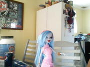 Ghoulia's new outfit!