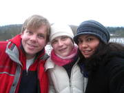 Machshell, Joy and me 2009