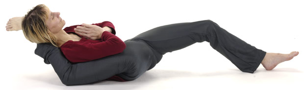 Yoga Nidrasana, Yogic Sleeping Posture