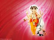 Lord Dattatreya leads you to Infinite Knowledge