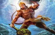 Hanuman - symbol of Strength and Power