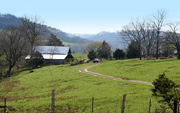 Tennessee Hills and Valleys