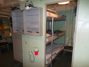 Enlisted Compartment onboard USS SALEM