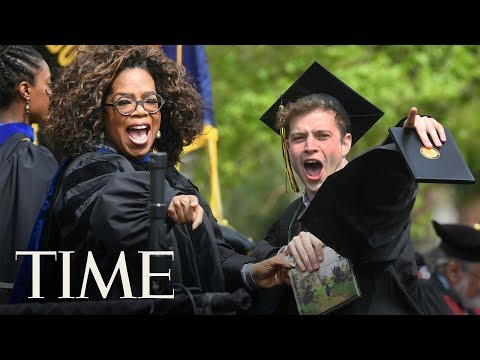 Here Are The Best Commencement Speeches Of 2019   TIME