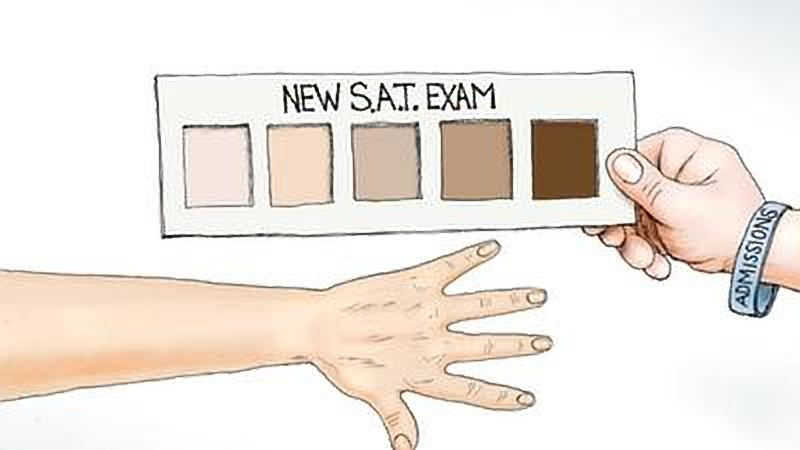 New S.A.T. Exam