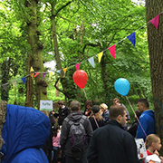 Annual Woodland Festival at Coppetts Wood