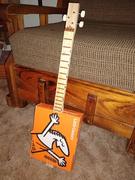 Pizza Box Guitar-1