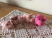 Glücks Schweinchen gehäkelt