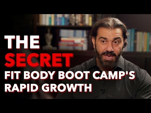 Why The Best Franchise is Fit Body Boot Camp | Best Franchise Opportunity 2019