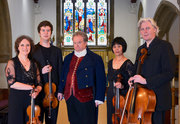 Beethoven's String Quartet Journey: the last chapter (Stroud Green Festival)