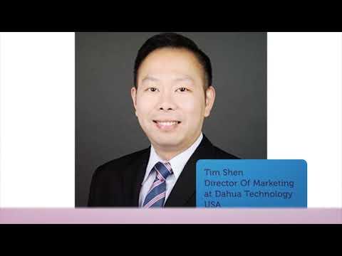 More About Dahua Tim Wang