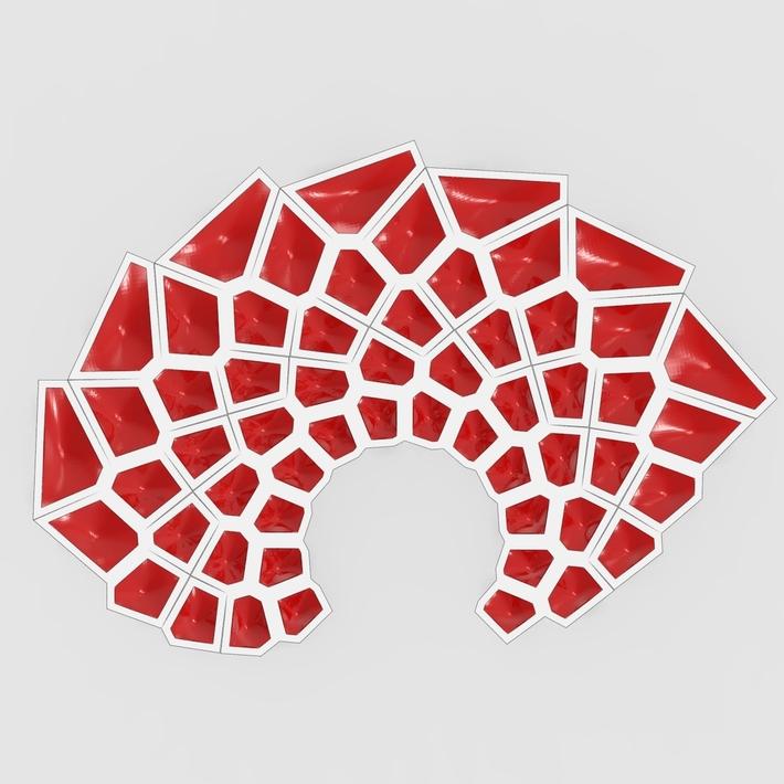 Voronoi Pattern (Grasshopper Tutorial)