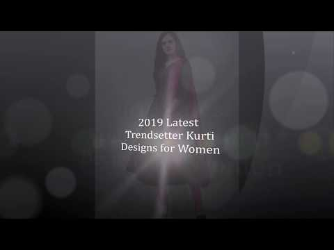 2019 Trendsetter Women Kurtis Collection