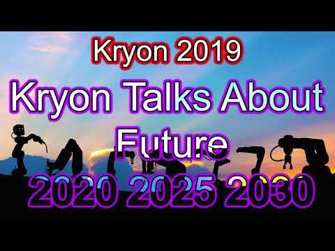 Kryon 2019 May - Kryon Talks about Future 2020 2025 2030