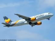 D-AICC Condor Airbus A320-212 EDDM