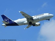 D-AILW Lufthansa Airbus A319-114 EDDM