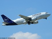 D-AILB Lufthansa CityLine Airbus A319-114 EDDM