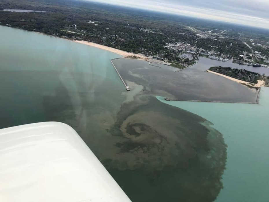 Ludington outlet May 2019
