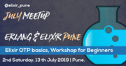 Pune Elixir Meetup, Basic OTP Workshop for beginners.