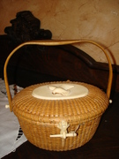 NANTUCKET BASKET BY REYES