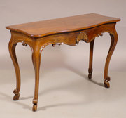 US0619 Louis XV period Walnut Console Table from Arles, France, c. 1750