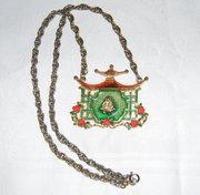 FOOTBRIDGE COVE Vintage Necklaces & Suites
