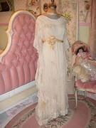 Edwardian dressing gown
