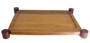 Rare Danish Modern Cutting Board Teak