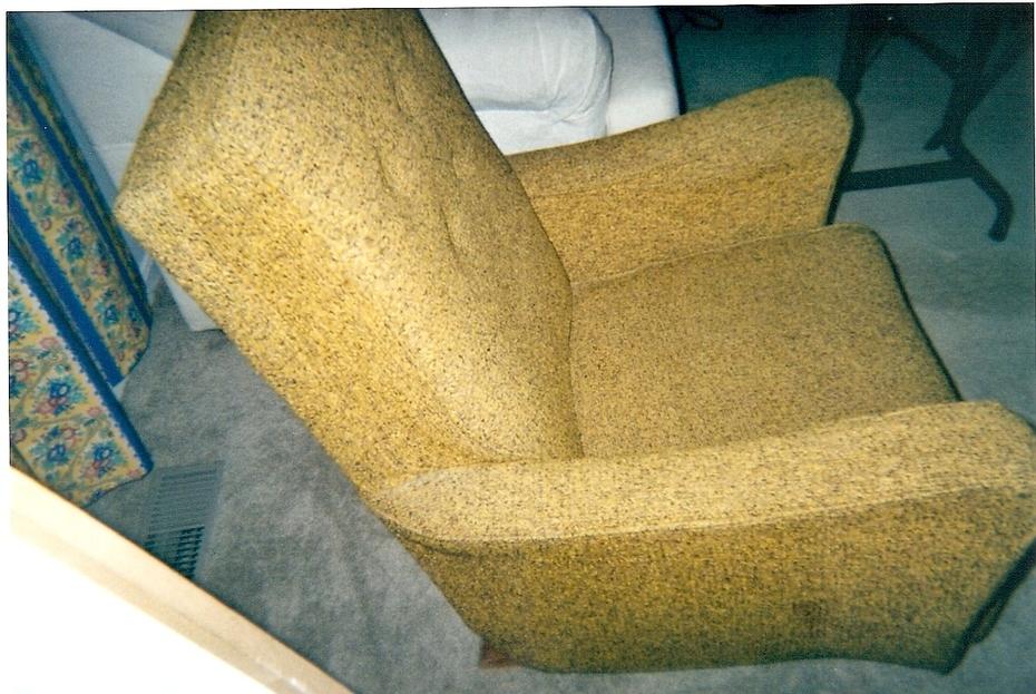 fifties rocking chair