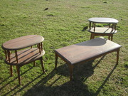 OLD LIVING RM TABLES