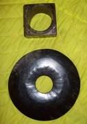 2 piece anceint jade set