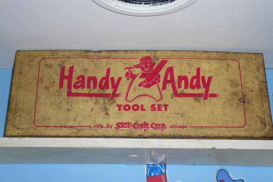 handy andy tool box