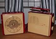 GE Convertible Clock Radio