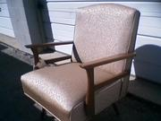 unmarked chair