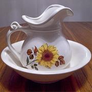 McCoy Sunflower Vintage Pottery