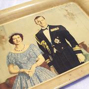 Royalty Queen Elizabeth Engagement 1947 Baron