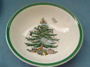 Spode Christmas Tree cereal bowl